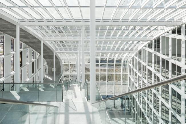 Здание агентства Bruxelles Environnement © cepezed   Léon van Woerkom