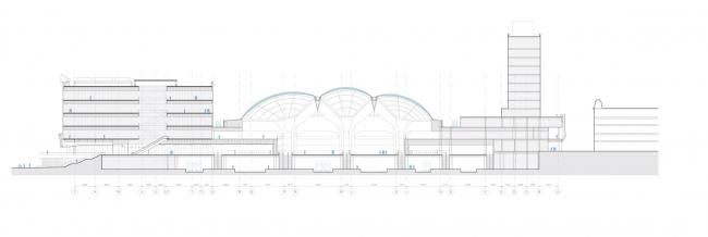 Вокзал Нью-Стрит © AZPML