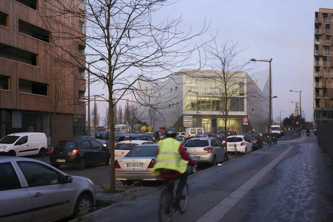 Комплекс ABC Lille © Julien Lanoo