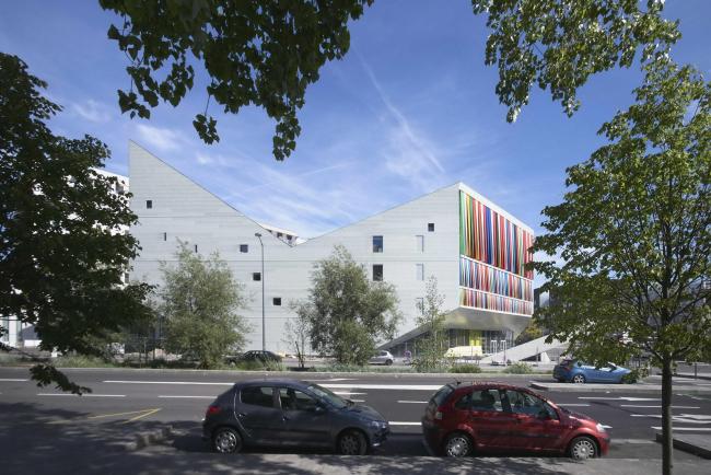 Комплекс ABC Lille © Julien Lanoo
