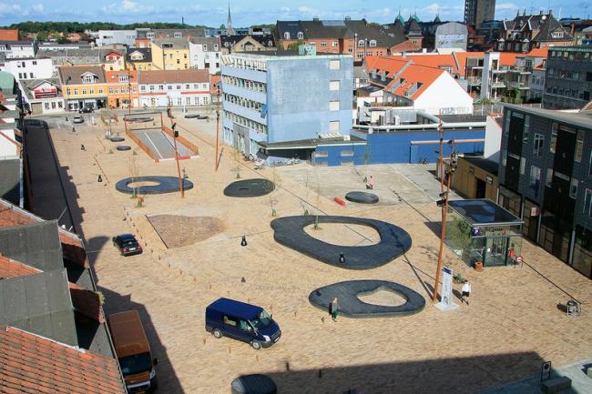 Клинкерная брусчатка Hagemeister Odense 240x70x70. Фото предоставлено фирмой «Кирилл»