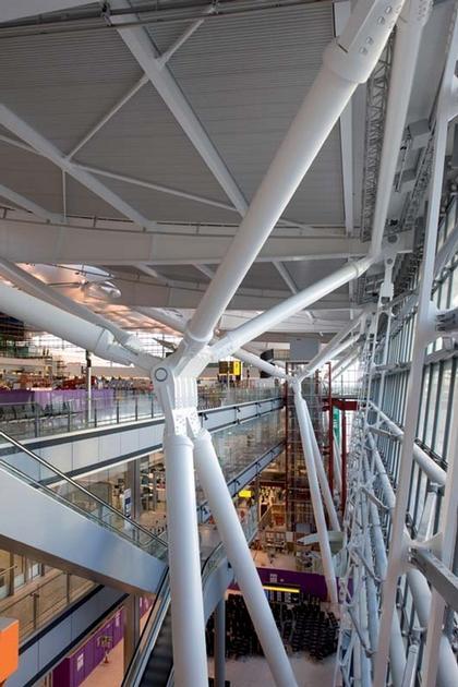 Аэропорт Хитроу - Терминал 5