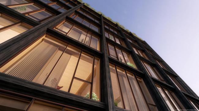 Башня 475 West 18th © SHoP Architects