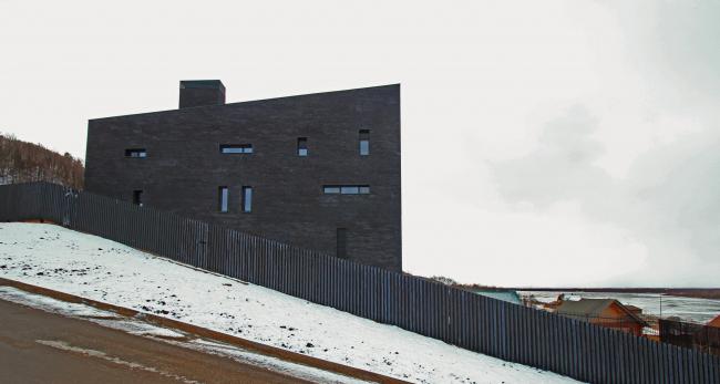 Дом «Сланец». Фото предоставлено бюро Стаса Горшунова
