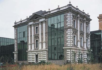 Дмитрий БАРХИН. Здание «Туполев-плаза» на ул. Радио.