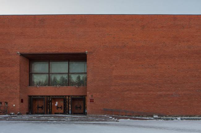 Палеонтологический музей и Палеонтологический институт РАН в Теплом Стане © Денис Есаков