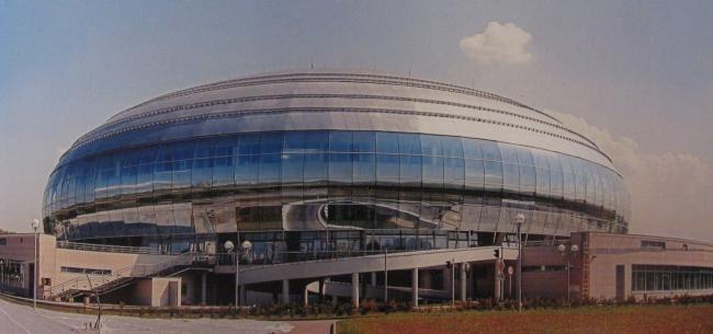 Спортивный реабилитационно-оздоровительный центр в Крылатском. ООО «АрхИнж». Ким Ен Гир -руководитель
