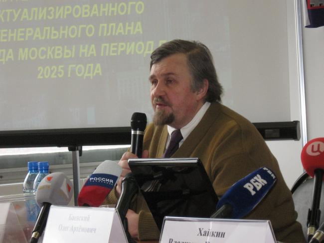 М.И. Москвин-Тарханов -депутат Мосгордумы