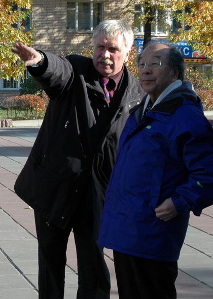 Встреча с Кузьминым