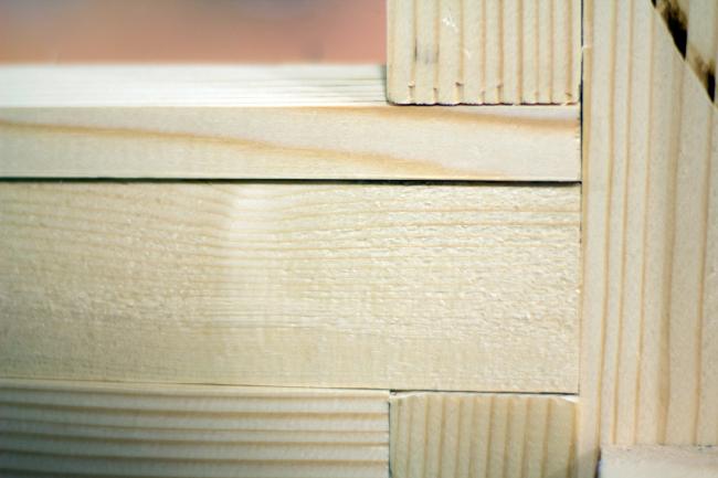 Серия домов «Дом-ковчег». Деталь. 2015 © АрхПроект-3