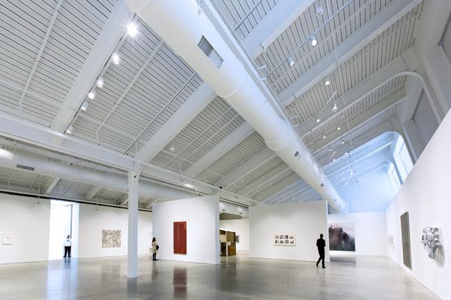Музей искусств Беркли и Тихоокеанский киноархив – BAMPFA. Фото: Elizabeth Daniels. Предоставлено Diller Scofidio + Renfro