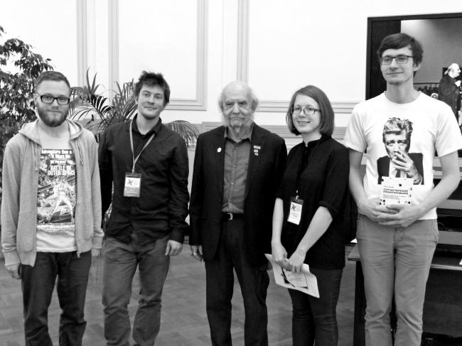 Презентация книги в Вологде © «Проектная группа 8»