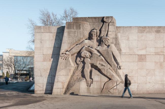 «Баррикадная» © Денис Есаков