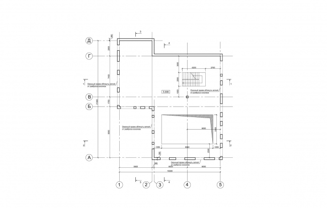 Арма: корпус 7 (котельная). План 2 этажа © Сергей Киселев и Партнеры