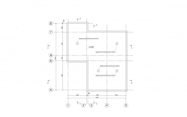 Арма: корпус 7 (котельная). План 3 этажа © Сергей Киселев и Партнеры