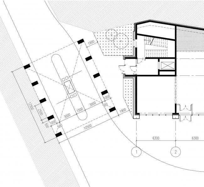 Арма: корпус 13. Генеральный план © Сергей Киселев и Партнеры