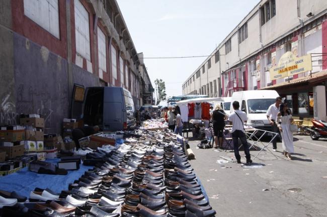 Euromed 2. Блошиный рынок. © François Leclercq