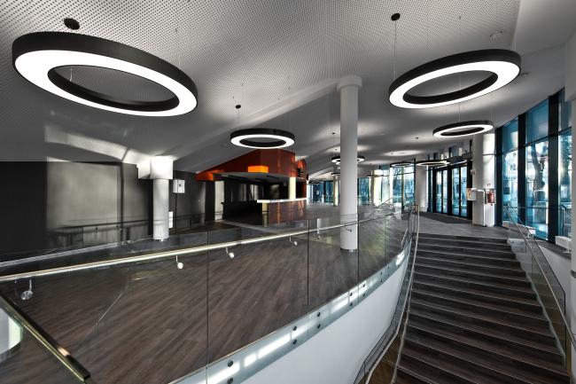 Концертный зал в Паланге © Leonas Garbacauskas