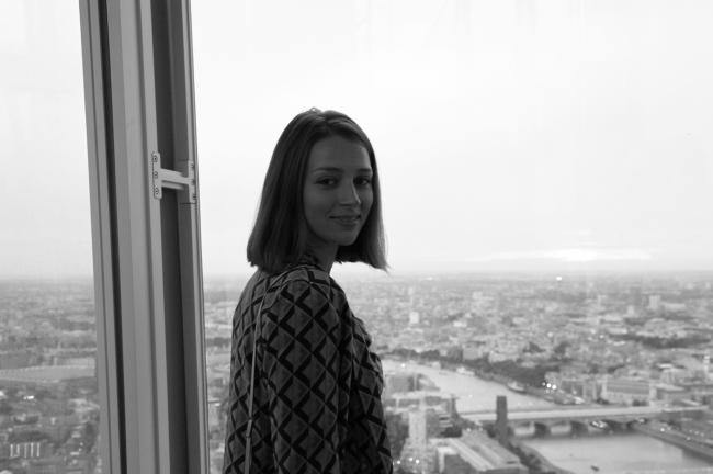 Александра Чечеткина. Фотография ©  Кристина Еремеева