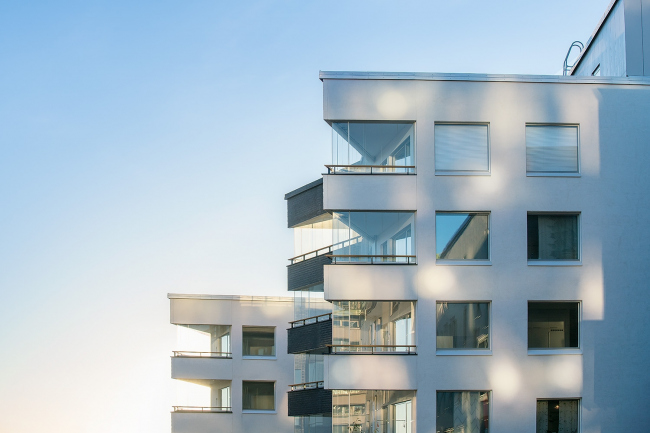 Жилой комплекс Berliininpiha © Mika Huisman