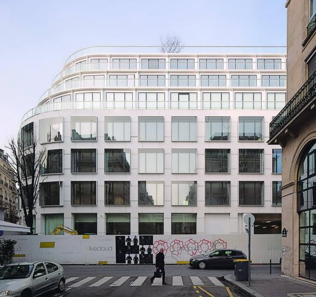 Офисный комплекс #CLOUD.PARIS © Clément Guillaume