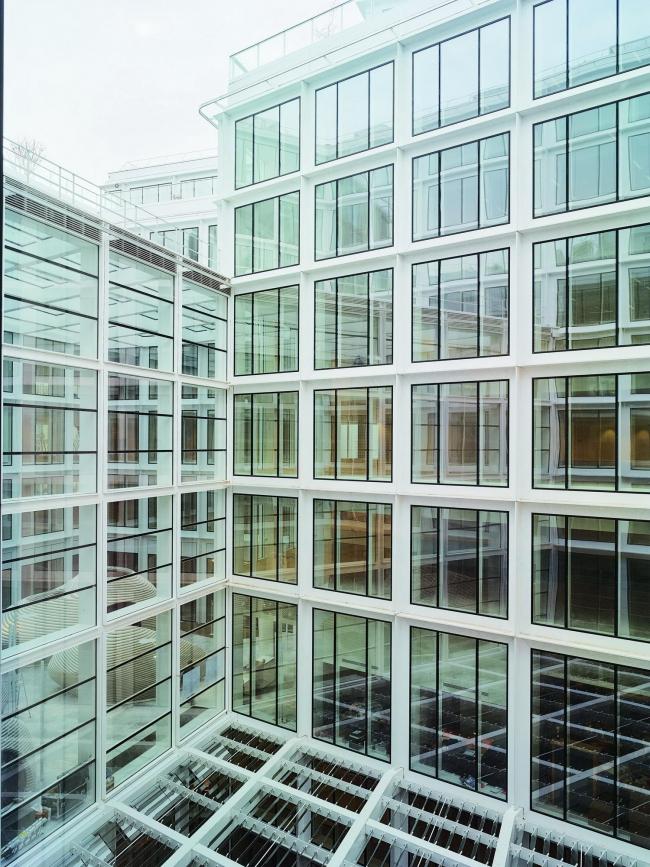 Офисный комплекс #CLOUD.PARIS © Jean-Philippe Mesguen