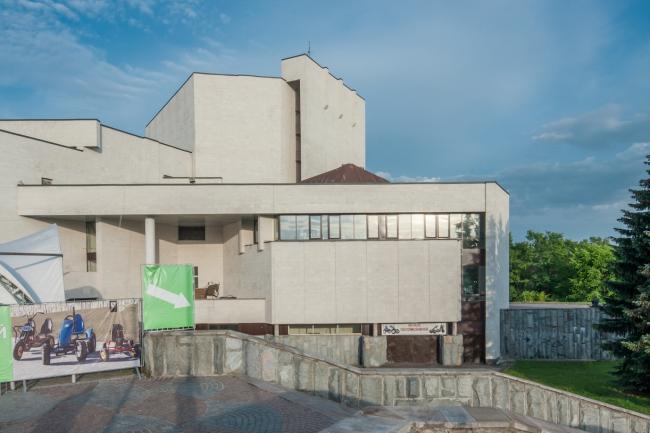 Дворец культуры в Зеленограде © Денис Есаков