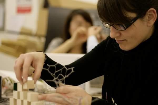 Наталья Ремизова. Фото студентов курса.