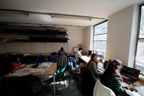 Наталья Ремизова. Фото студии курса MArch Urban Design.