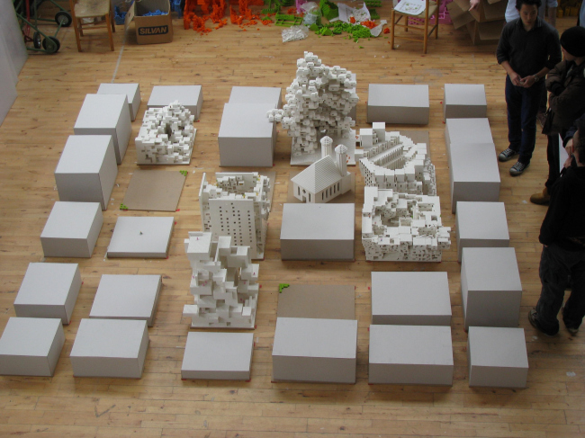 Lego – квартал