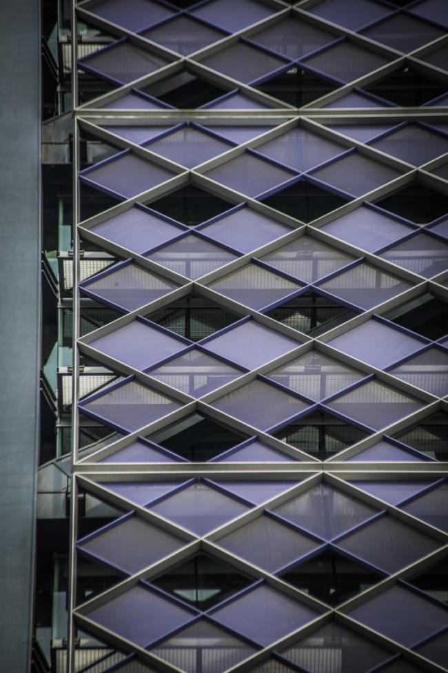 Штаб-квартира BBVA Bancomer © Rogers Stirk Harbour + Partners