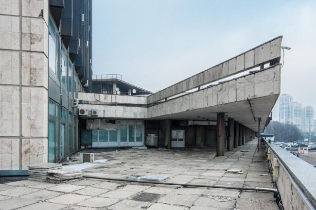 Центральный дом туриста на Ленинском проспекте © Денис Есаков