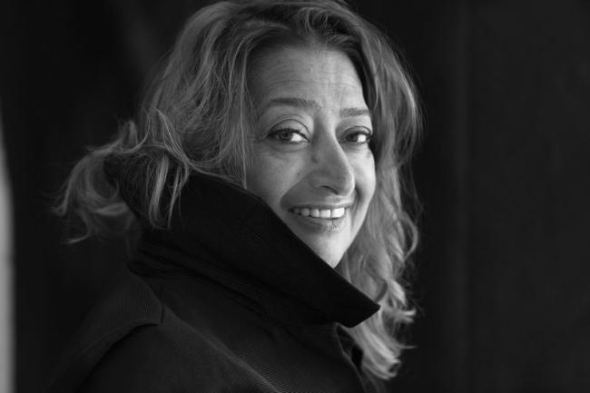 Заха Хадид. Фото: Brigitte Lacombe