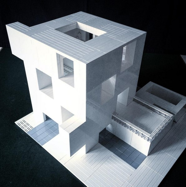 Копия центра инноваций Католического университета Чили, 2014. Архитектор Алехандро Аравена © Arndt Schlaudraff
