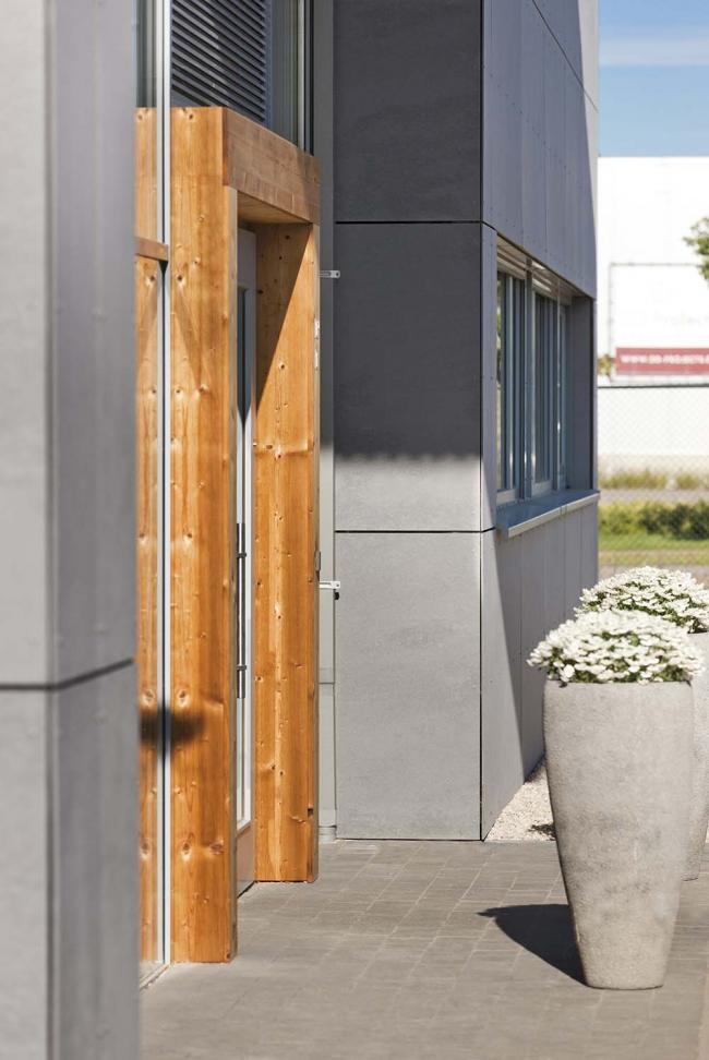 Штаб-квартира Solarcompany в городе Хёсден-Золдер © WV architecten