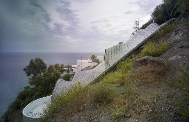 Дом на склоне. GilBartolomé, 2016. Фотография © Jesus Granada