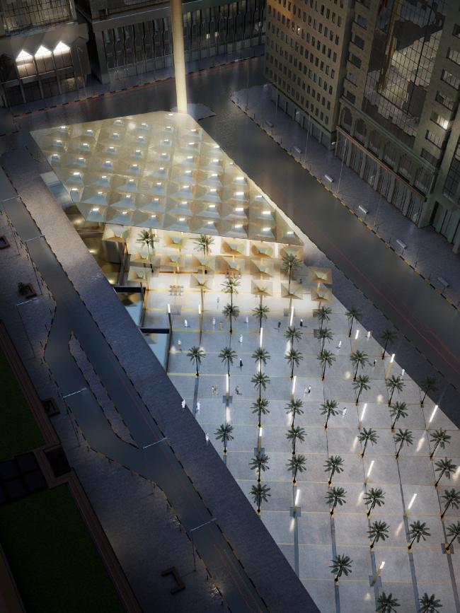 Мечеть Всемирного торгового центра в Абу-Даби © AL_A