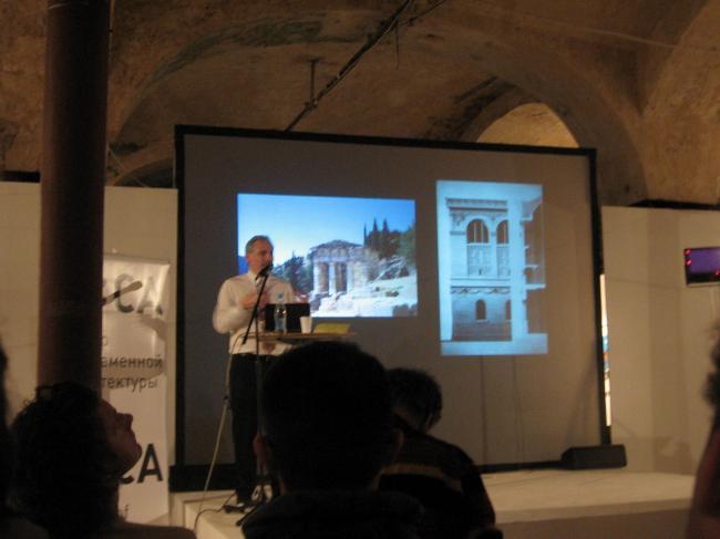 А. Бецки об идеальной классической архитектуре