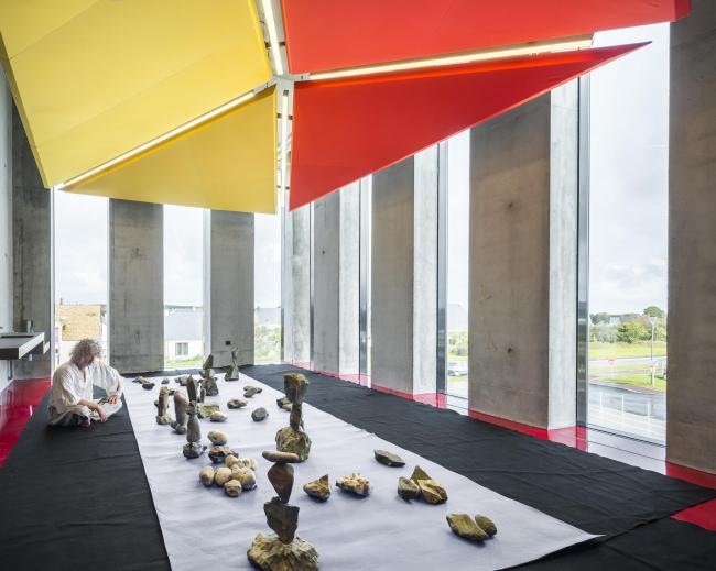 Культурный центр Ле-Аг © Sergio Grazia