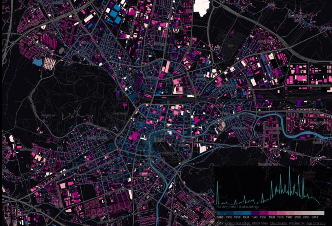 Карта Любляны © Marko Plahuta