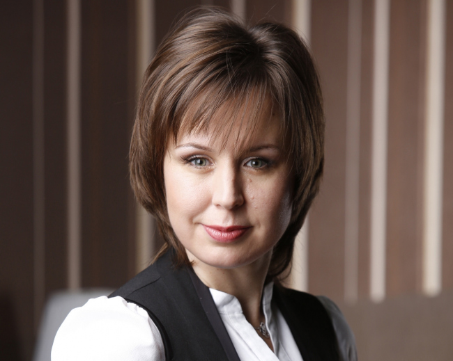 Татьяна Махина, PR-директор компании «Большой город». Фотография © Сергей Маслов