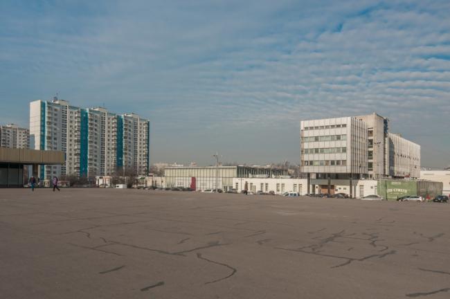 Олимпийская деревня. Пресс-центр © Денис Есаков