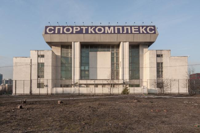 Олимпийская деревня. Спорткомплекс © Денис Есаков