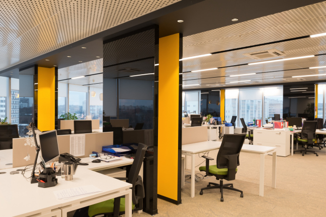 MRTS Office. Implementation, 2015 © Arch group