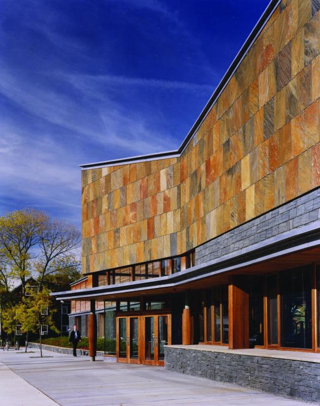 Библиотека Хонан-Оллстон. Фотограф: Michael Moran. Изображение с сайта mineraskifer.ru