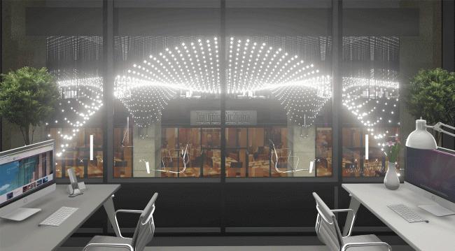 Проект Starry Vault © IAW RUS (Россия, Италия). Предоставлено агентством коммуникаций ProjectNext