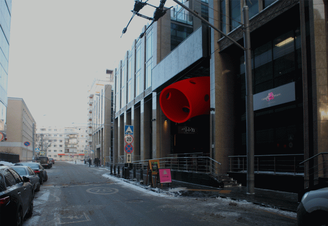 Проект «Красная труба» © XYZ Architects + Open Design (Россия). Предоставлено агентством коммуникаций ProjectNext