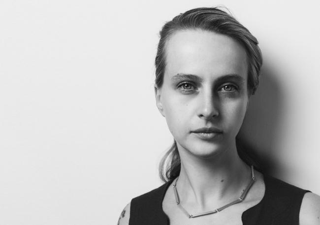 Anna Ishchenko. Photograph © Виталий Кирютин