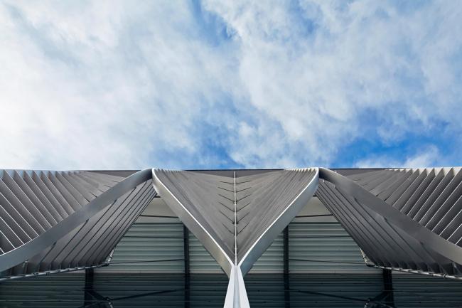 Павильон 3A выставочного комплекса NürnbergMesse © Heiko Stahl