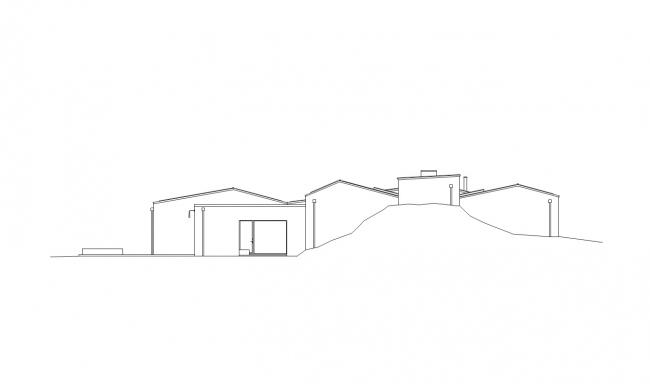 Вилла Tŷ Bywyd – «Дом жизни» © John Pawson